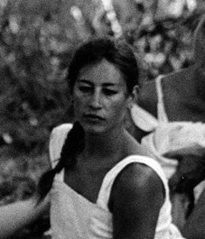Eva Paciulli in Nacita di Eros..F.GALLI